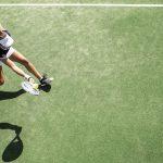 Urineverlies tijdens het tennis spelen